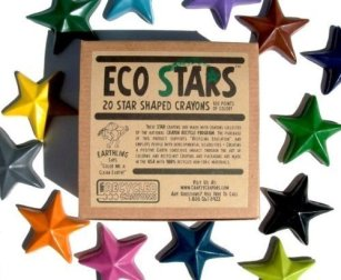 Eco Star Crayons