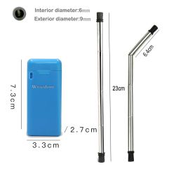 Wisedom Collapsable Straw